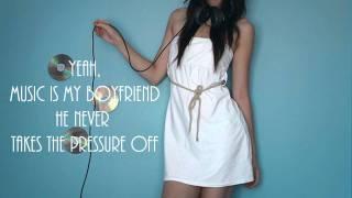 Skye Sweetnam - Music Is My Boyfriend Lyrics
