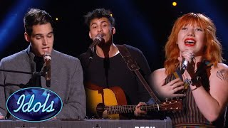 Five OUTSTANDING Performances from American Idol's Hollywood Week Part