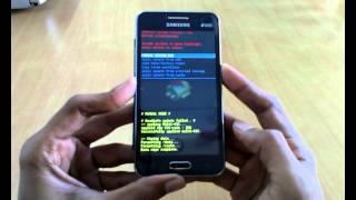 Pattern Unlock: Samsung Galaxy Core 2 (SM-G355H)