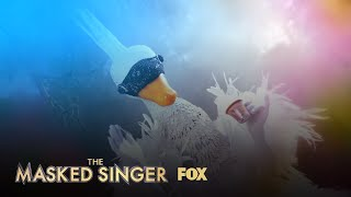The Clues: Swan | Season 3 Ep. 8 | THE MASKED SINGER