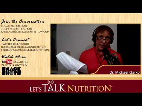 Let's Talk Nutrition. Becoming Calorie Conscious & Why You Should