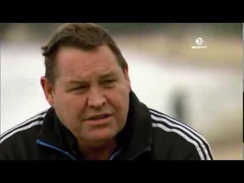 All Blacks Coach Steve Hansen on family