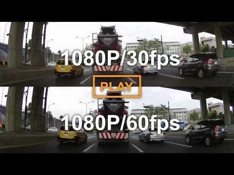 1080p @30fps v s  1080p @60fps - YouTube