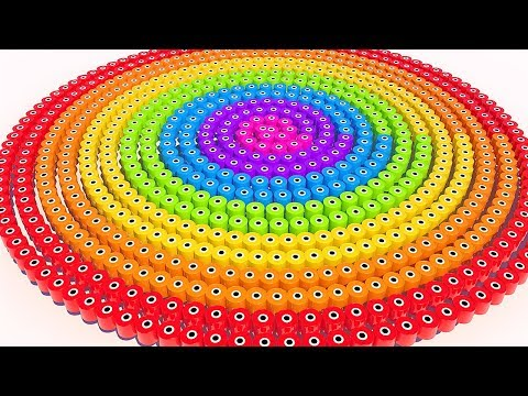 Thumbnail: Learn Colors with Spiral Sushi for Kids and Children