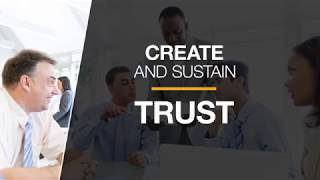 Trust - The Critical Leadership Competency