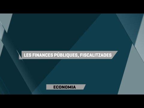 Les finances públiques, fiscalitzades - Andorra al cap d'un any 2016
