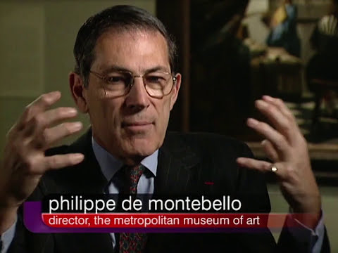 Philippe de Montebello interview on Johannes Vermeer (2001)
