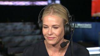 "Chelsea Handler: Trump is a ""hot mess"""