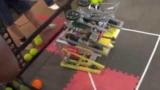 VEX Nothing but Net High lifting robot