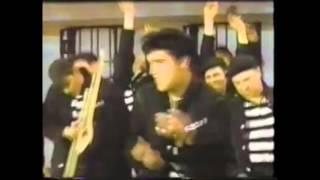Elvis Presley Jailhouse Rock 1957 colour 1080p HD