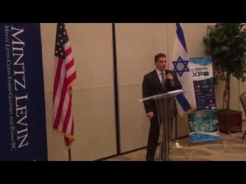 Cal-Israel Innovation Expo - Mintz Levin