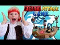 Pirate Playtime! Don't Rock the Boat Game