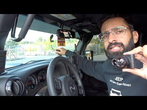 Jeep Garmin DashCam Install - Is It Worth It?