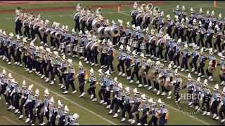 Halftime Show - Southern University Marching Band (2014)
