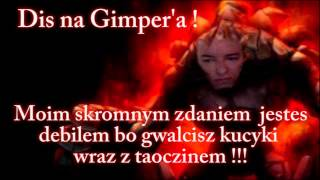 Gimperr - Sprzedałeś się [ Dis ] MC Makler , DJ G