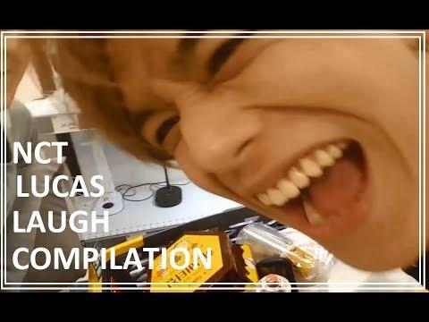 NCT LUCAS LAUGH COMPILATION