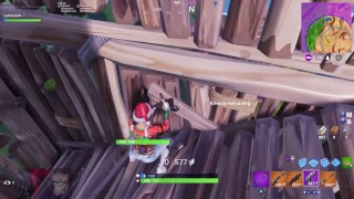Fortnite Solo gameplay santiplayz