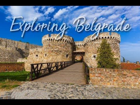 Travel to Belgrade Serbia