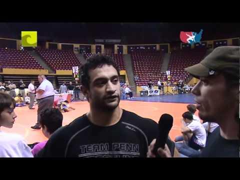 Sunkist Open Champion Matt Valenti