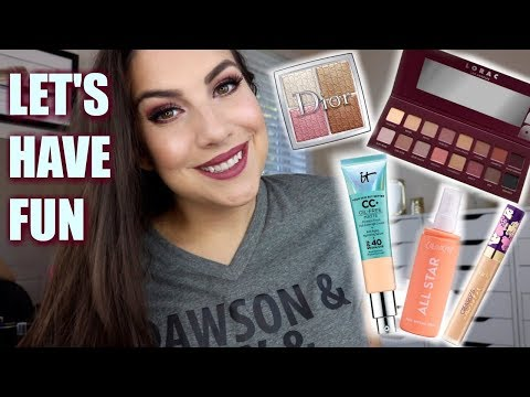 MAKEUP PLAYTIME | Casual, Fun, Chatty