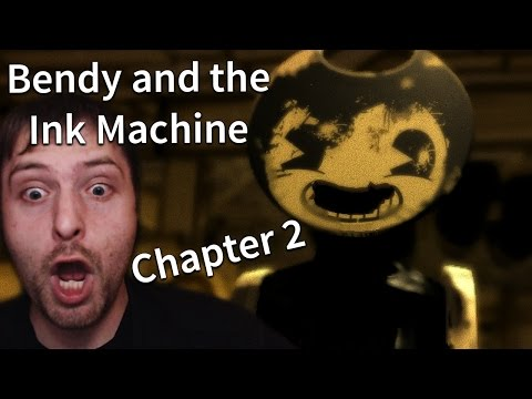 CHAPTER 2 IST NOCH HEFTIGER | Bendy and the Ink Machine (Deutsch/German)