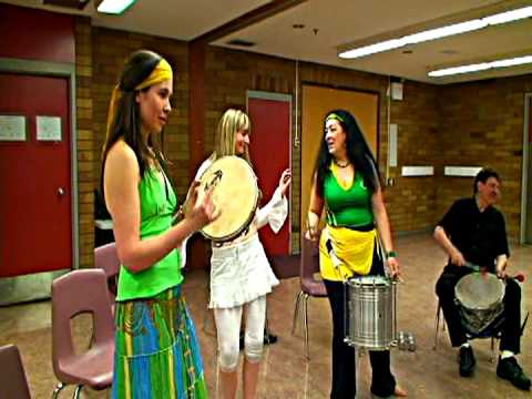 Samba Music and Dance of Brazil