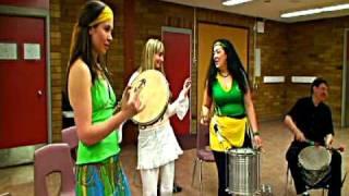 Samba Music and Dance of Brazil