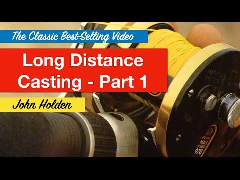 John Holden Pendulum Casting - part 1 of 3