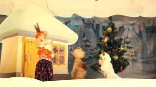 Развивающий мультик ВРЕМЕНА ГОДА У Новогодней елки