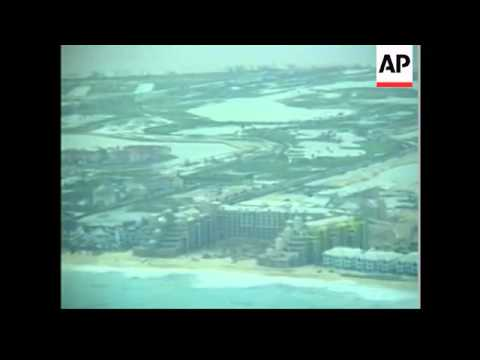 Where The Cayman Islands Hit By Hurricane