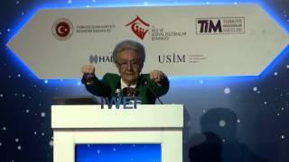 IWEF 2013 Keynote Speech of Betül Mardin