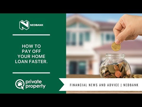 How To Pay Off Your Home Loan Faster.