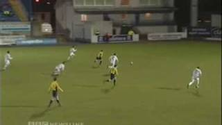 Newry City 3-2 Lisburn Distillery (cis semi final)