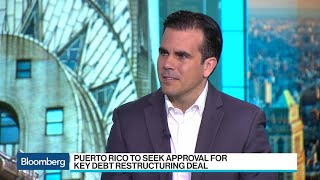 Puerto Rico Governor Says Congressional Funds Are Needed to Rebuild