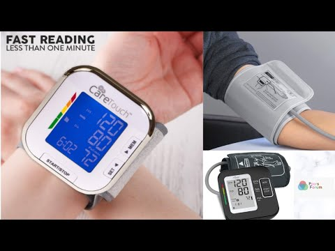 Download Blood pressure monitor-Pressure Monitor by Lazle Automatic Upper Arm Machine & Digital BP Cuff Kit