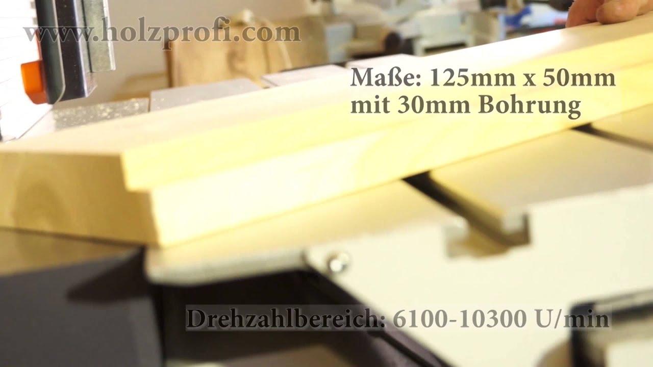 ZimmertUren Holz Oder Kunststoff ~   , fasen und falzen von Holz oder fräsen von Kunststoff  YouTube