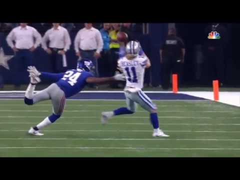 NFL: CATCH of the YEAR - Cole Beasley Name-Tag Catch