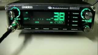 Uniden Bearcat 980 SSB - (Overview) New AM-SSB radio from Uniden