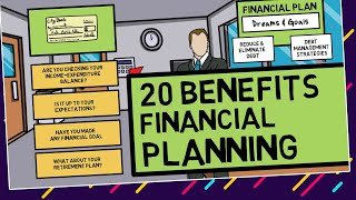 20 Benefits of Financial Planning After Lockdown