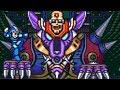 Mega Man X (SNES) All Bosses (No Damage)