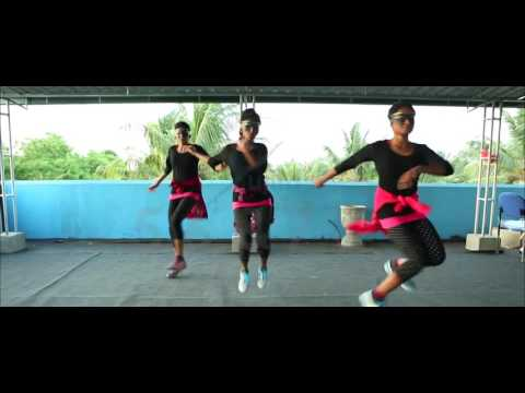 5 6 & 7 move girls team performance