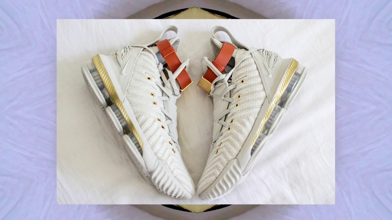 140d1b11017f HFR x LeBron 16 Lifestyle Shoe. Life After Style