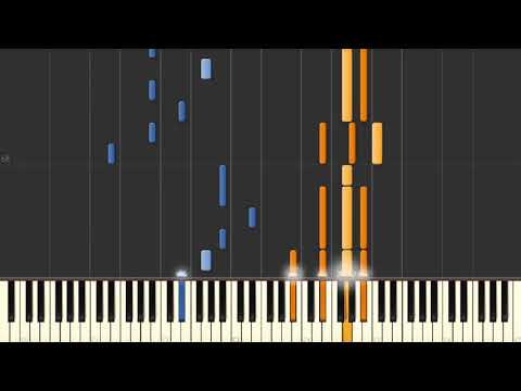 Basil Poledouris (from Lonesome Dove OST) - Piano tutorial