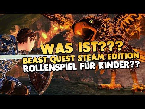 Beast Quest - RPG für Kinder und reiche Eltern 👑 Was ist???