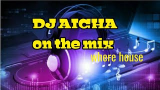 Dj aicha on the remix werehouse music dj