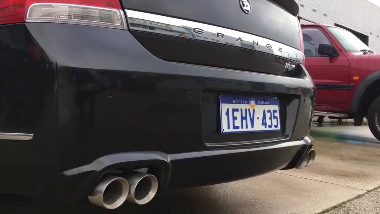 Holden Commodore (2007-2017) VE / VF SS / SV6 SEDAN Twin 3