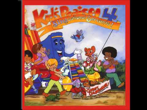 Psalty - Jesus Put The Song In My Heart (Kids' Praise! 4)