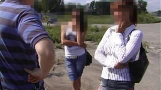 """""""Контрольная закупка"""" проституток полицией. Запорожье"""