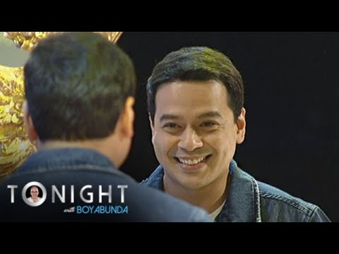 TWBA: John Lloyd gives a message to his 14-year-old self