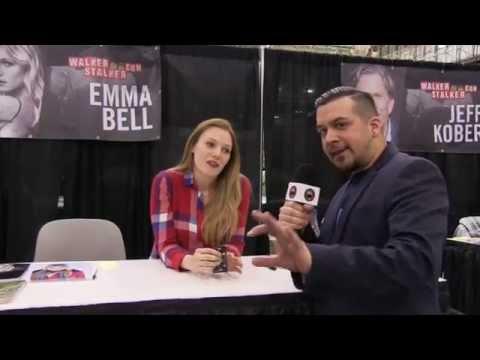 Emma Bell  from Walker Stalker Con Chicago 2015